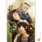 illustration_bande_de_heros